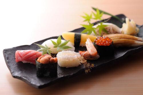 厳選寿司盛り合わせ(1人前)