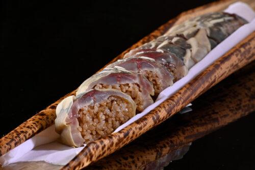 鯖 棒寿司