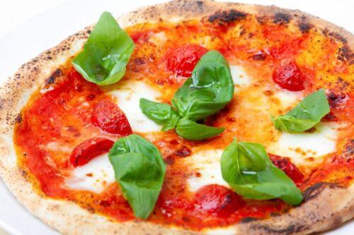 マルゲリータ(自家製ピザ)